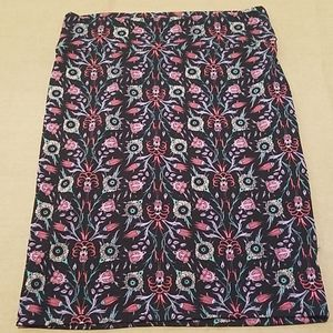 EUC Lularoe Cassie skirt size XL